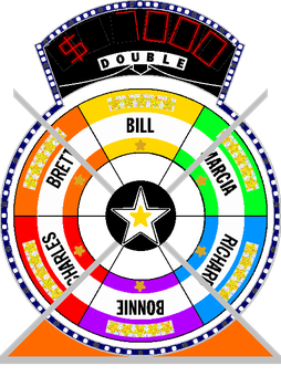 Star Wheel #4 $7,000 by mrentertainment