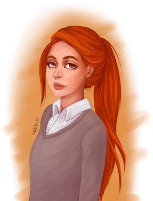 Ginevra by painty-teacup