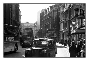 Shaftesbury Avenue by ash