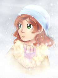 Cold and Lost by Ethevian