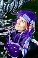 Final Fantasy XIII-2 Cosplay - Caius Ballad by LeonChiroCosplayArt