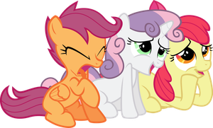 CMCs - Daw, Another Daw and Eww by extreme-sonic