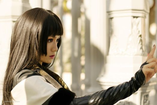 GENTIANA COSPLAY by jhienuy