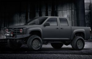Chevrolet Colorado Xtreme by themjdesign