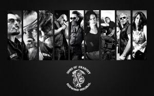 Sons of Anarchy v3 by Zengatsu