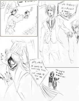 Undertaker comic sketches by ServantsofJustice