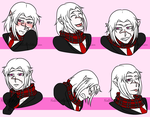 [P] Seal Expression Practice by NobleTanu