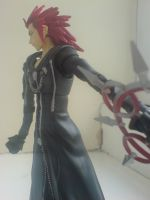 Axel Kingdom Hearts Play Arts by l3xxybaby