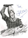 The French Taunter - signed by tdastick