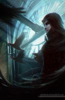 Thief by shalizeh