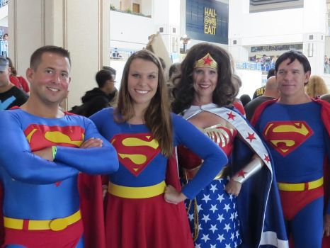 TBCC 2017: The Superfriends by CarlShepard
