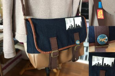 Max Camera Bag from Life is Strage by green-fennec