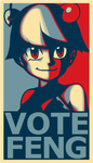 VOTE FENG! by A-Pinnari