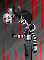Laughing Jack (CreepyPasta) by ArtyJoyful