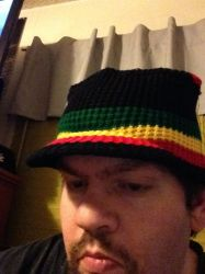 My rasta hat by motorhea