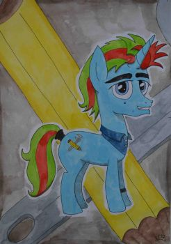 My MLPFIM OC by Easterforest92