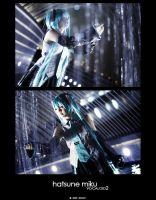 Hatsune Miku : VOCALOID2 by roxwindy
