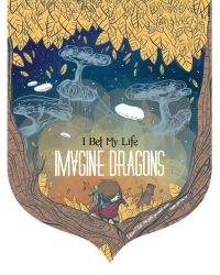 Poster for Imgine Dragons contest by Davanyta