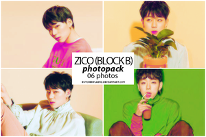 Zico (Block B) - photopack #03 by butcherplains