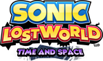 Sonic Lost World Time and Space Logo by NuryRush