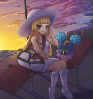Lillie by Yumeto