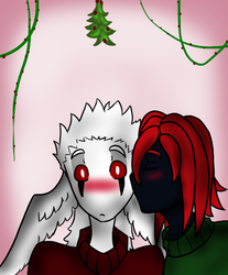 Epidemic Pageant Entry: December by 2alexx2