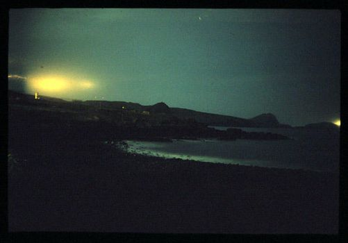 ghost light in the sky by coisital