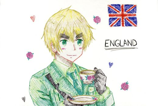 England by Inapoke