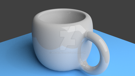A simple Cup by pachelbelz