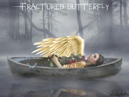 Fractured Butterfly by Rhensis