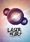 Laserheart - A4 Promo poster by johny01