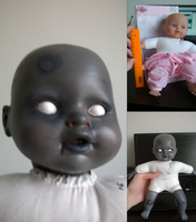 a babydead doll by MrMrsMouse