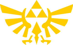 Legend of Zelda Triforce by Captain-Connor