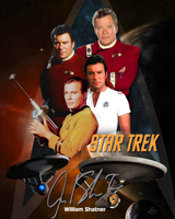 William Shatner Kirk Legacy by PZNS