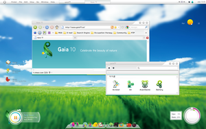 GAIA10 for Win XP by Edl21