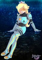 Rosalina power suit commission by Ugh-first-aid