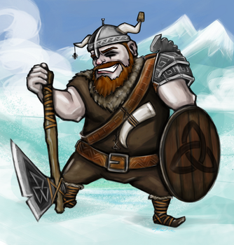 there be Vikingssss.... by moo-foo