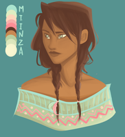 Piper - color palette challenge by MinaxSnitch