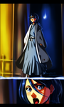 Bleach 685 : New Captain by Labeeb11