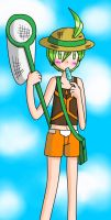 Poke-Aaron: Bug Catcher by malikkitsune