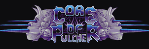 Core of Pulcher : Title Logo by Smilecythe