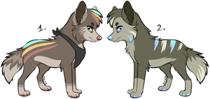 |CLOSED| .:Doggies Adopts:. |SET PRICE| by WandaAdopts