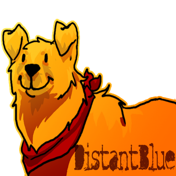DistantBlue Icon by Cabout