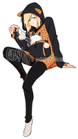 commission #3 - Yurio by chenysin