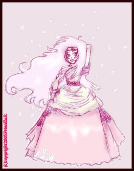 Princess For SilkRoses by BlissfulBlue
