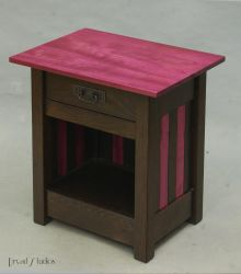 Purple Heartwood Stand by DryadStudios