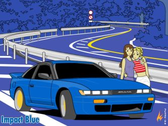 Initial-D Nissan Sil-Eighty by initialD-club