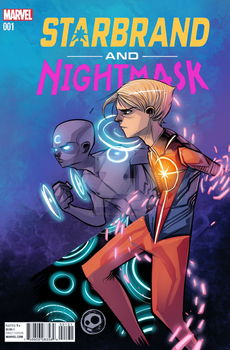 Starbrand - and - Nightmask by JeremyTreece