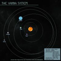 The Yanna System - Star Map by Ulario