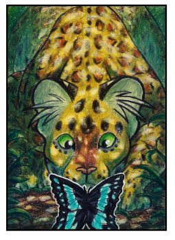 Patreon - Cub Africa ACEO (With Video) by ARVEN92